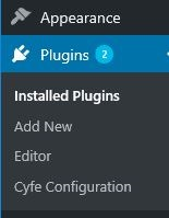 Get the WordPress Plugins here