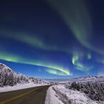 Leuchtkasten Alaska Stock