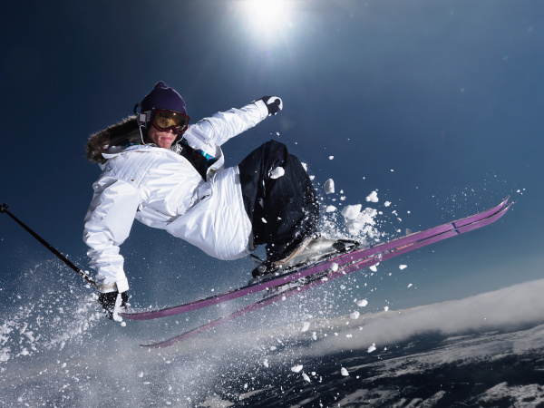 Discover winter sports